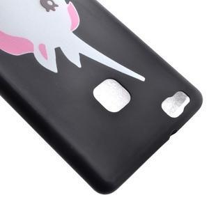 Gelový obal na telefon Huawei P9 Lite - jednorožec - 4
