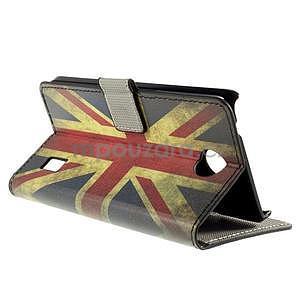 Peňaženkové puzdro Huawei Y635 - UK vlajka - 4