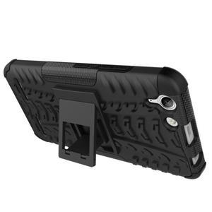 Outdoor odolný obal na mobil Lenovo Vibe K5 / K5 Plus - černý - 4