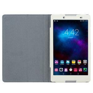 Safe polohovatelné pouzdro na Lenovo Tab 2 A8-50 - bílé - 4