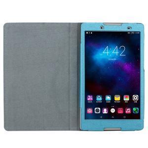 Safe polohovatelné puzdro pre Lenovo Tab 2 A8-50 - modré - 4