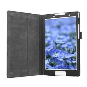 Dvojpolohové puzdro pre tablet Lenovo Tab 2 A8-50 - čierné - 4