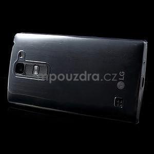 Transparentný plastový kryt pre mobil LG Spirit - 4