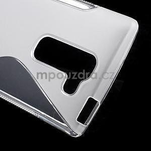 S-line gélový obal na LG Spirit 4G LTE - transparentný - 4