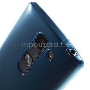 Ultra tenký obal pre LG Spirit - modrý - 4