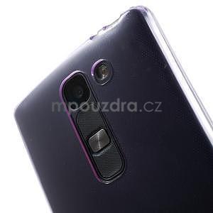 Ultra tenký obal pre LG Spirit - fialový - 4