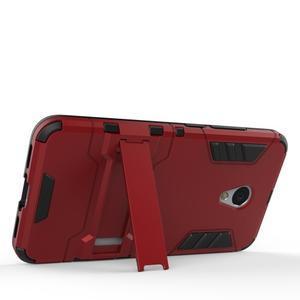 Armour odolný obal pre mobil Meizu M3 note - svetlomodrý - 4