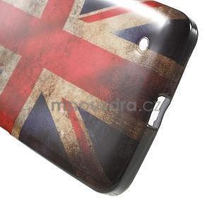 Gélový obal Microsoft Lumia 640 LTE - vlajka UK - 4