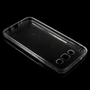 Ultratenký slim obal na Samsung Galaxy A3 - transparentný - 4