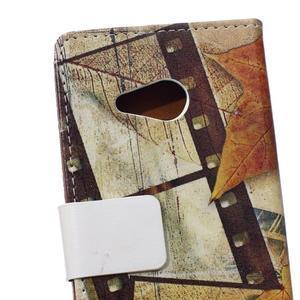 Peňaženkové puzdro na mobil Microsfot Lumia 550 - Eiffelova veža - 4