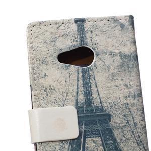 Peňaženkové puzdro pre mobil Microsfot Lumia 550 - kráľovská koruna - 4