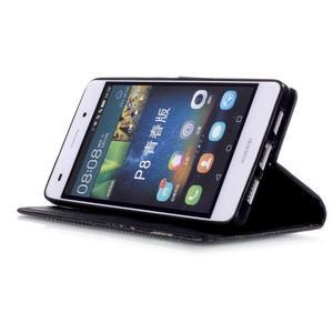 Peněženkové pouzdro Huawei Ascend P8 Lite - krásný den - 4