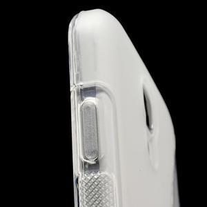 S-line gélový obal pre Samsung Galaxy S4 - transparentný - 4