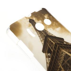 Gélový obal pre mobil Huawei Ascend Y300 - Eiffelka - 4