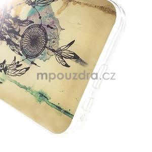 Gélový obal pre mobil Samsung Galaxy E5 - dream - 4