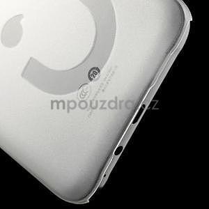 Plastový kryt na mobil Samsung Galaxy E7 - transparentný - 4