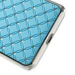 Tyrkysový drahokamový kryt pre Samsung Grand Prime - 4/6