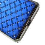 Modrý drahokamový kryt na Samsung Grand Prime - 4/6