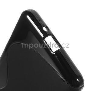 S-line gélový obal na Samsung Galaxy Grand Prime - čierny - 4