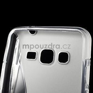 S-line gélový obal pre Samsung Galaxy Grand Prime - transparentný - 4