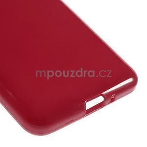 Gélový kryt na Samsung Galaxy Grand Prime - červený - 4