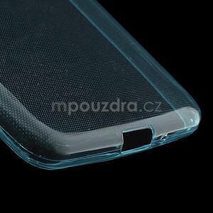 Ultra tenký obal pre Samsung Galaxy Grand Prime G530H - svetlo modrý - 4