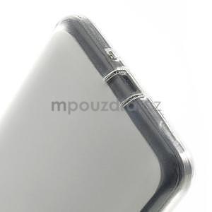 Oboustranně matný kryt na Samsung Galaxy Grand Prime - biely - 4