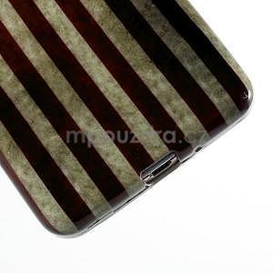 Gélový obal Samsung Galaxy Grand Prime G530H - US vlajka - 4