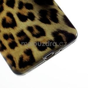 Gélový obal Samsung Galaxy Grand Prime G530H - leopard - 4
