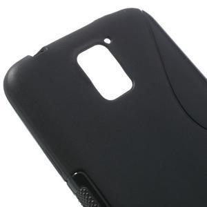 S-line gelový obal na mobil Samsung Galaxy S5 - černý - 4