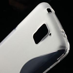 S-line gelový obal na mobil Samsung Galaxy S5 - transparentní - 4