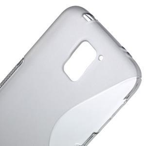 S-line gelový obal na mobil Samsung Galaxy S5 - šedý - 4