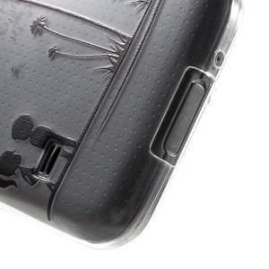 Gélový kryt pre mobil Samsung Galaxy S5 mini - láska - 4
