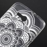 Gélový obal pre Sony Xperia E4g - henna - 4/5