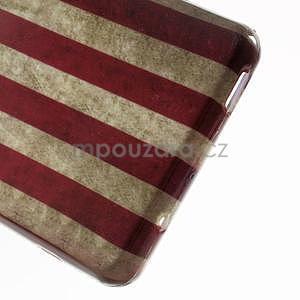 Gélový obal pre Sony Xperia Z3 Compact - US vlajka - 4