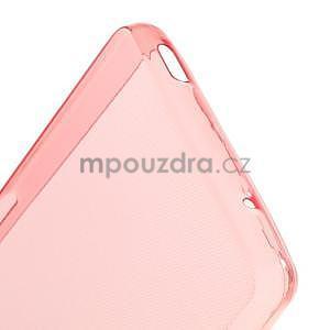 Ultra tenký slim obal pre Sony Xperia Z3 Compact - červený - 4