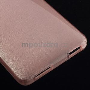 Brúsený kryt pre Xiaomi 4 MI4 - ružový - 4