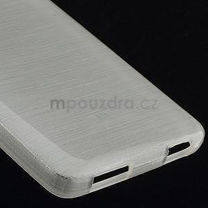 Broušený kryt na Xiaomi 4 MI4 - biely - 4