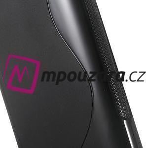 S-line gelový obal na mobil Huawei Y5 II - černý - 4