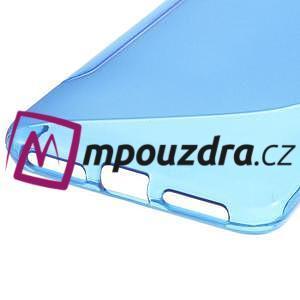S-line gelový obal na mobil Huawei Y5 II - modrý - 4
