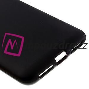 Matný gelový obal na telefon Huawei Y5 II - černý - 4