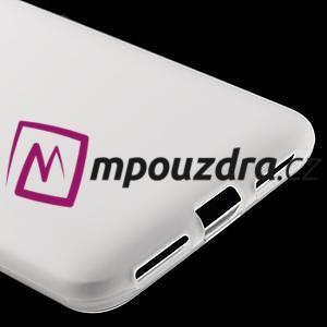 Matný gelový obal na telefon Huawei Y5 II - bílý - 4