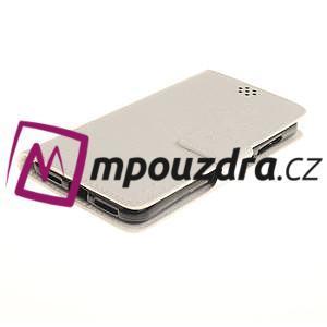 Dandelion PU kožené puzdro na Huawei Y5 II - biele - 4