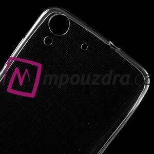 Superslim gélový obal na mobil Huawei Y6 II a Honor 5A - transparentní - 4