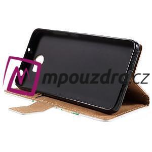 Emotive peňaženkové puzdro na Huawei Y6 II Compact - farebný strom - 4