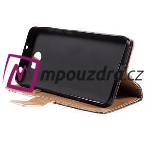 Emotive peňaženkové puzdro na Huawei Y6 II Compact - Vítazný oblúk - 4