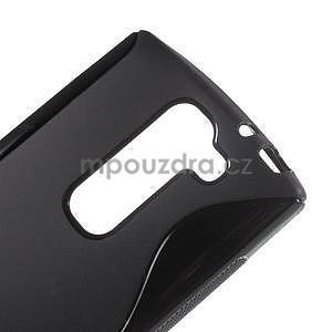 Čierny gélový obal S-line na LG G4c H525n - 4