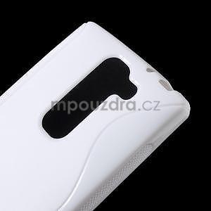 Biely gélový obal S-line na LG G4c H525n - 4