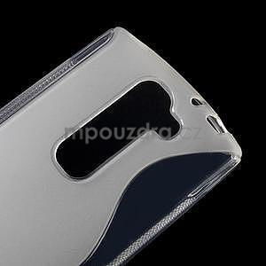 Transparentní gélový obal S-line na LG G4c H525n - 4