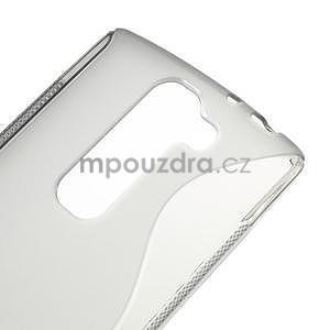 Šedý gélový obal S-line na LG G4c H525n - 4